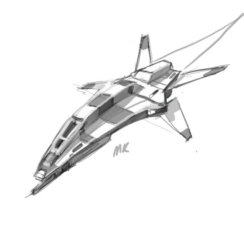 Taiidani Interceptor by Riess