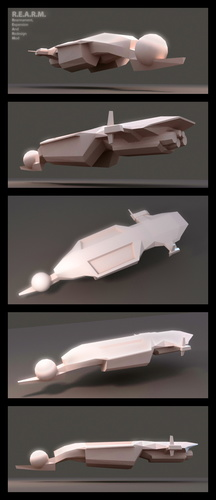Drone frigate preview