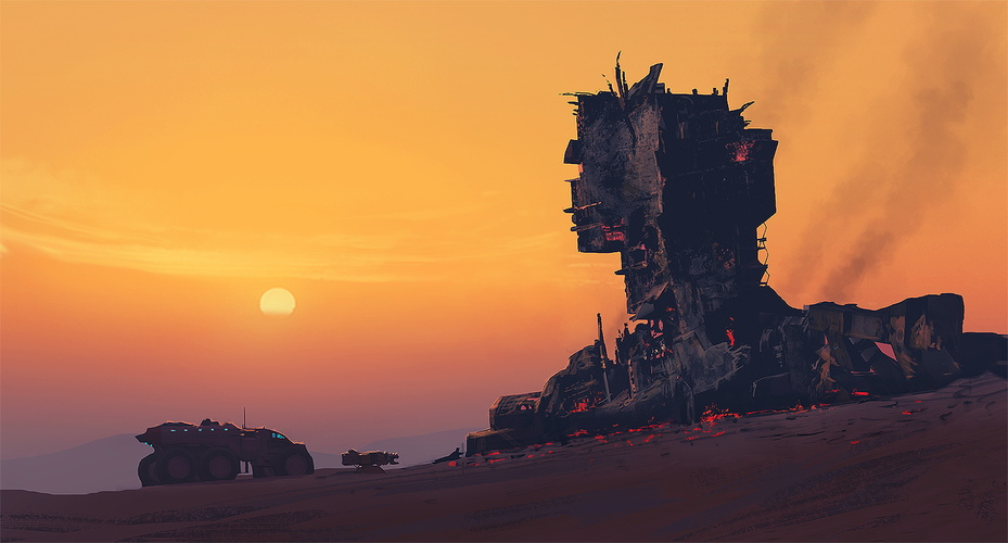 Homeworld-wreck