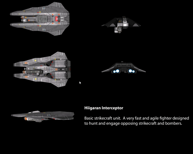 Hiigaran Interceptor
