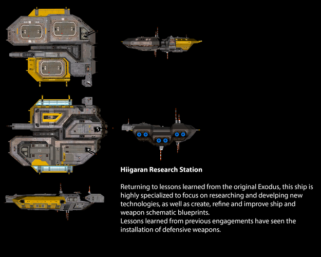 Hiigaran Research Station