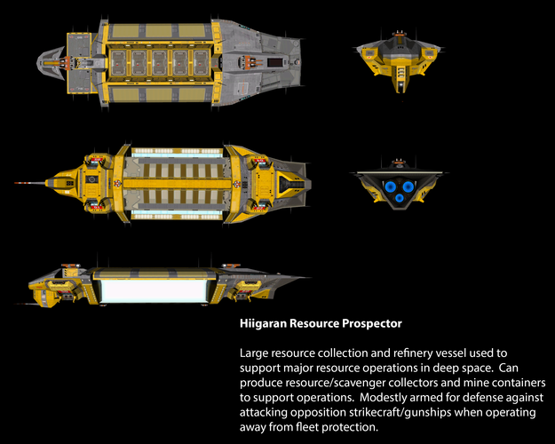 Hiigaran Resource Prospector