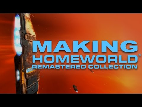Remastering Homeworld: Giving a Classic a Second Chance - The Know