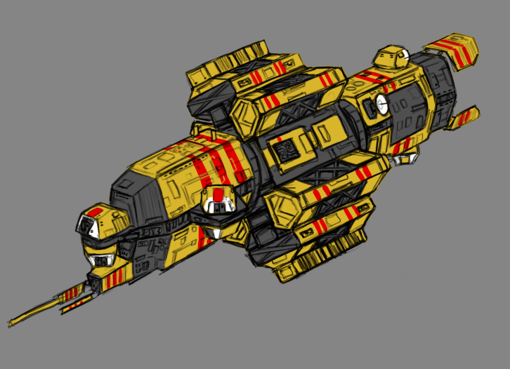 Taiidani Heavy Cruiser by Norsehound.png