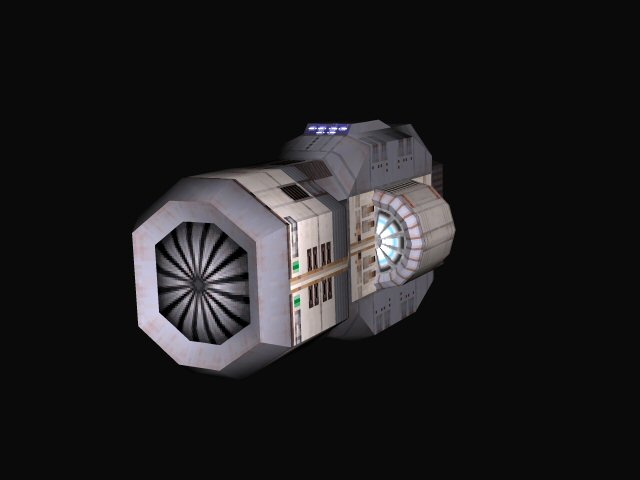 Turanic Gravity Well Generator by Captain Pierce