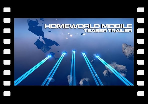 Homeworld Mobile - PAX West Teaser